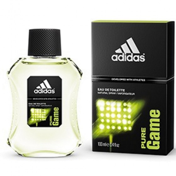 nowy przyjazd najlepsze trampki taniej ADIDAS PURE GAME 100 ML Adidas - Perfumeria Internetowa Marcel Perfumy