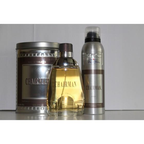 CHAIRMAN BLACK 100 ML Yves de Sistelle perfumy dla odważnych