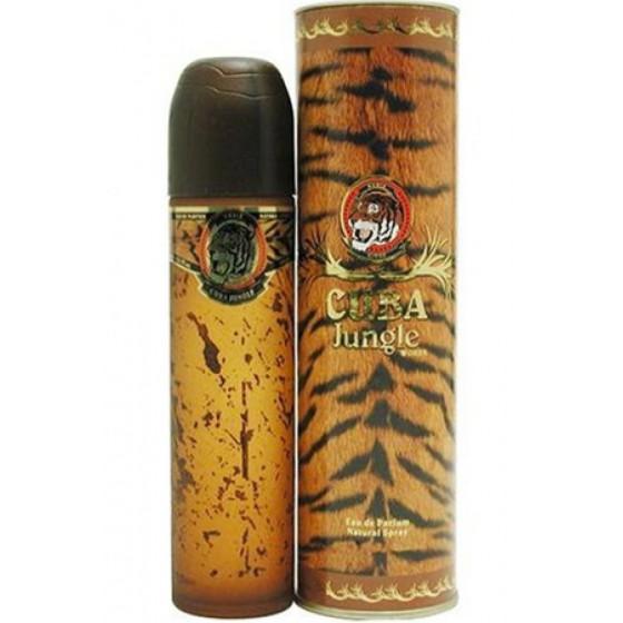 56212349f CUBA JUNGLE 100 ML - orientalne perfumy dla kobiet