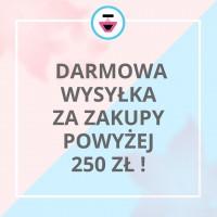 Promocja!!! Darmowa wysyłka za zakupy powyżej 250zł!!!