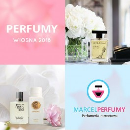 Najmodniejsze zapachy na wiosnę 2018