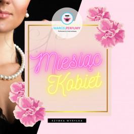 Miesiąc Kobiet 2021 w Perfumerii Marcel